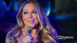 Download Mariah Carey New Years Performance | Reps: 'Ear Piece Was Not Working' New Year's Eve Video