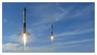 Download SpaceX: Falcon Heavy - Full Launch (T-45 seconds till end) Video