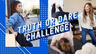 Download Truth or Dare Challenge ft. Weylie + Sophia Chang Video