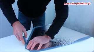 Download Le kit de réalisation des rideaux isolants pour véhicules ! Video