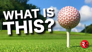 Download I've NEVER seen a golf ball like this! Video