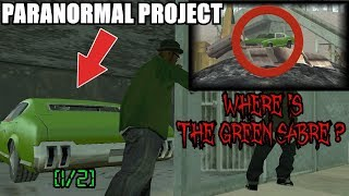 Download WHERE IS THE GREEN SABRE? [1/2] GTA San Andreas Myths - PARANORMAL PROJECT 68 Video