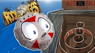 Download ROCK OF AGES - SKEEBALL WITH BOULDERS! With Cartoonz! Video