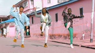 Download SHATTA WALE ALLO FT KWAW KESE DANCE VIDEO BY YKD yewo krom dancers Video