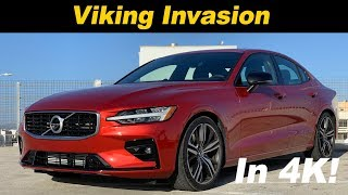 Download 2019 Volvo S60 First Drive - A Hot Swedish-American Meatball Video