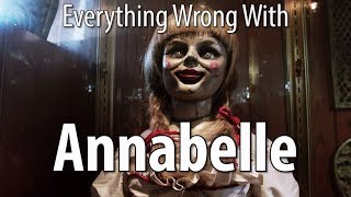 Download Everything Wrong With Annabelle In 17 Minutes Or Less Video