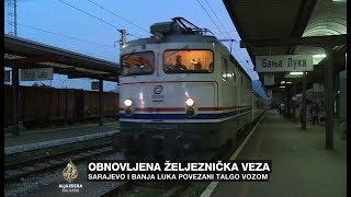 Download Sarajevo i Banja Luka povezani talgo vozom Video