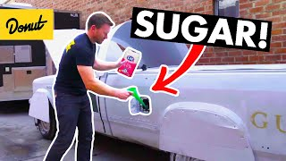 Download SUGAR IN THE TANK - What actually happens? | HOW IT WORKS | SCIENCE GARAGE Video