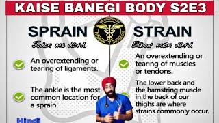 Download KBB S2E3 : Joint Pain ka ilaaj - Ankle Sprain se Elbow Strain tak | Dr.Education (Hindi) Video
