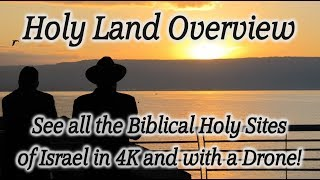 Download Bible Tour Overview of Israel the Holy Land in 4K and Drone Video