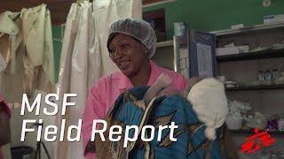 Download Helping Women Survive in Central African Republic Video