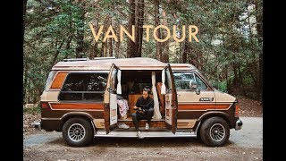 Download Van Life Tour | Our simple, DIY, off-grid home on wheels Video