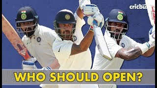 Download Murali Vijay should return as he is the incumbent opener - Harsha Bhogle Video