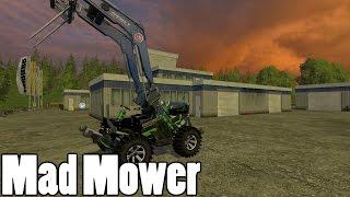Download Farming Simulator 15 - MAD MOWER - Mod Showcase Video