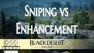 Download BDO: Sniping vs Enhancing Gear Video