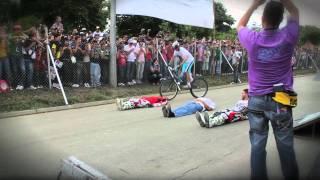 Download Show en Bicicleta Extremo Eventos BTL - Demostración en Caraudio Medellin - Guinness Pacho Villegas Video
