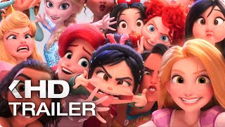 Download WRECK-IT RALPH 2 All Clips & Trailers (2018) Video