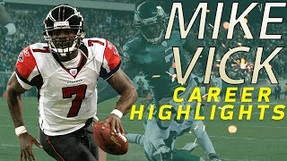 Download Michael Vick's UNREAL Career Highlights | NFL Legends Highlights Video