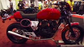 Download SSR and Benelli at AIMExpo Video