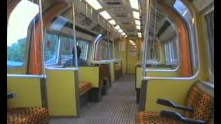 Download 1983 Tube Stock In Action (includes a ride inside!) Video