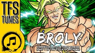 Download Dragonball Z Abridged MUSIC: Broly Chronicles (Extended Cut) Video