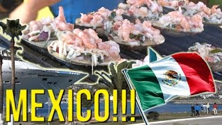 Download EATING SEAFOOD IN MEXICO!! Video
