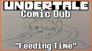Download Undertale - Comic Dub: ″Feeding Time″ Video