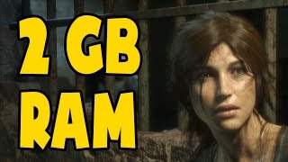 Download Rise of the Tomb Raider on 2GB RAM (Low End PC) Video