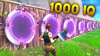 Download 1000 IQ LAUNCH PAD..!!! | Fortnite Funny and Best Moments Ep.47 (Fortnite Battle Royale) Video