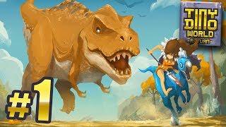 Download Tiny Dino World is BACK! - Tiny Dino World Return | Ep1 Video