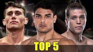 Download Top 5: As maiores promessas do UFC em 2018 Video