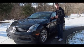Download Review: 2005 Infiniti G35 Coupe Video