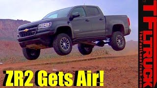 Download 2017 Chevy Colorado ZR2 Off-Road Review: Top 5 Surprising Facts Video
