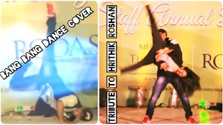 Download Bang Bang (Dance performance by Sandhya & Pawan) Video