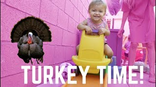 Download ONE YEAR OLD THANKSGIVING!! *GOBBLE GOBBLE* Video