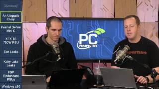 Download PC Perspective Podcast 427 - 12/01/16 Video