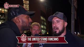Download The Board Are Right Not To Back Jose | Fan Cam| Man Utd 2 - Leicester 1| Video
