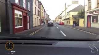 Download Youghal drive through town Dec 2014 Video