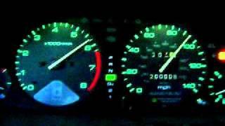 Download 0-110 MPH - 1996 Honda Accord Video