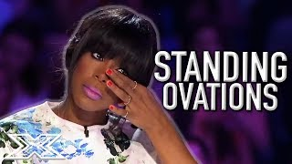 Download SENSATIONAL Standing Ovations On The X Factor! | X Factor Global Video
