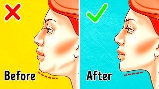 Download THE 7 MOST EFFECTIVE EXERCISES TO GET RID OF A DOUBLE CHIN Video
