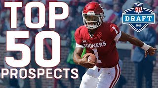 Download Top 50 Prospects in the 2019 NFL Draft Video