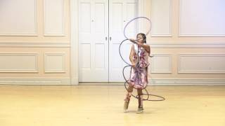 Download Nakotah LaRance: Native American Hoop Dancing Video