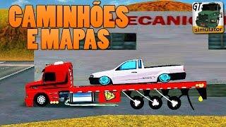 Download MONTAGENS DOS MAPAS E CAMINHÕES DO GTS! Video