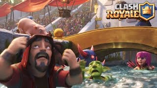 Download CLASH ROYALE - O FILME (TODAS ANIMAÇÕES) Video