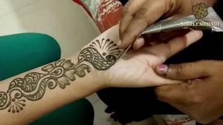 Download Best Arabic Mehndi Design For Hand Mehndi designs for full hand Henna Mehndi Designs Video