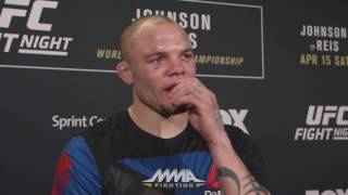 Download UFC on FOX 24: Anthony Smith Reflects Back on Wild Comeback KO Over Andrew Sanchez Video