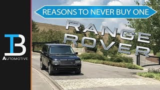 Download 4 Signs You Should NEVER Buy A Used Range Rover Video