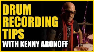 Download Kenny Aronoff Drum Recording Tips - Warren Huart: Produce Like A Pro Video
