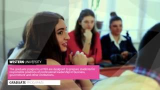 Download Western University Republic of Azerbaijan, Baku Video